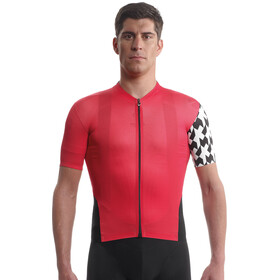 assos SS.EquipeJersey_Evo8 Hombre, national red